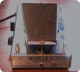 Morley PWF Power Wha FUZZ 1970