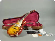 Gibson Historic Division Les Paul R9 Murphy Aged 2012 Dark Iced Teaburst