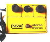 Mxr Stereo Chorus 1978