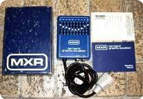 Mxr Ten Band Equalizer 1970