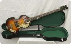 Hofner 5001 1970 Sunburst