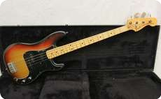 Fender Precision 1974 Sunburst