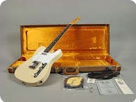 Fender Custom Shop Relic Telecaster 63 RI ON HOLD 2006 Blonde