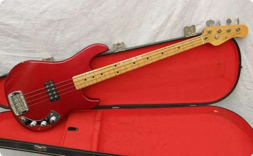 G&l L1000 1981 Red