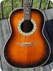 Ovation 1112 1 Custom Balladeer 1972 Natural