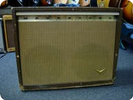 Magnatone Custom 260 High Fidelity 2x12 1958 Brown Tolex