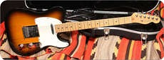 Fender Telecaster 2000 Sunburst