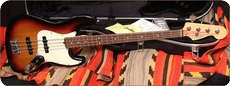 Fender Jazz Bass 2004 Sunburst