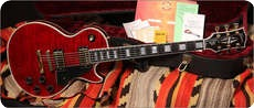 Gibson Les Paul Custom 2004 Cherry