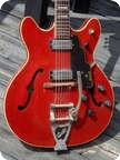 Guild Starfire 1967 Cherry Red