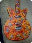 Danelectro DC 59 U 2 Psych 2009 Psychodelic