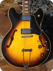 Gibson ES 335 DT 1979 Dark Sunburst