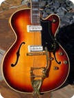 Guild S 300 Pre Duane Eddy 1960 Sunburst