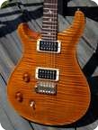 PRS Paul Reed Smith Custom 22 Lefty 2011 Amber