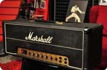 Marshall JMP 2959 Super Lead Reverb Original 1979 Black