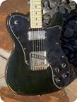 Fender Telecaster Custom Built 1978 Black