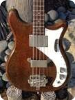 Epiphone Newport Bass 1964 Red Fox