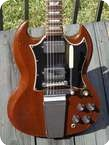 Gibson SG Standard 1969 Cherry Red