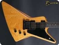 Gibson Explorer E2 1981 Natural