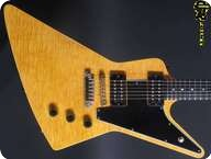 Gibson Explorer E2 CMT 1982 Natural