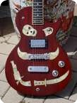 Zemaitis Macabre Keith Richards Replica 1981 Natural Mahogany