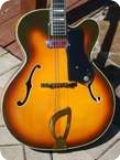 Guild A 500 Johnny Smith 1959 Sunburst