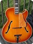 Schulte Florintine Cutaway 1980 Honey Sunburst