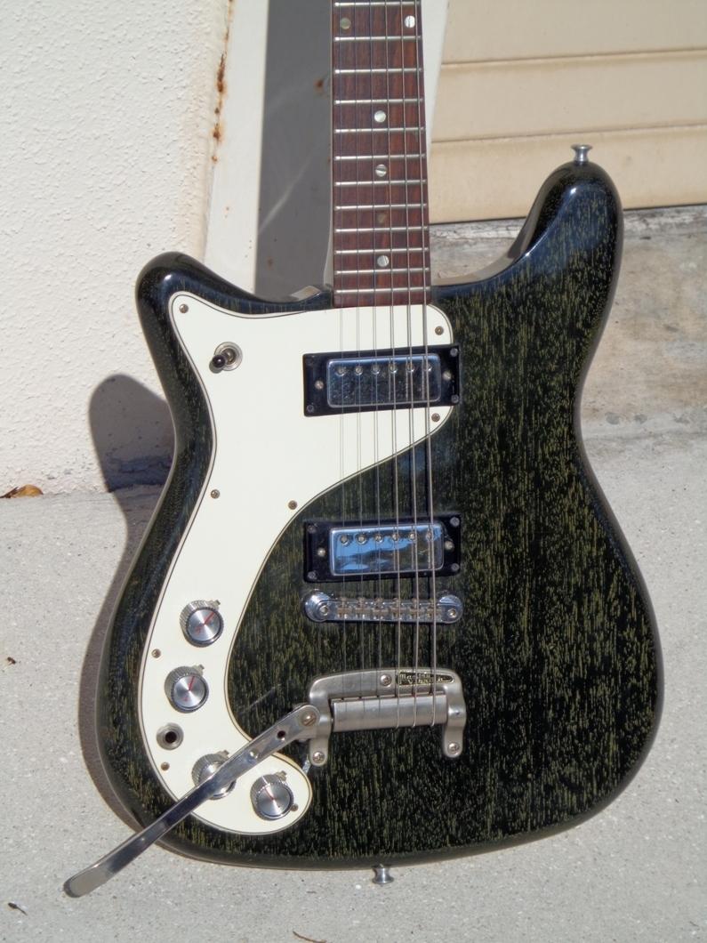 epiphone wilshire lh 1966 silver fox guitar for sale guitarbroker. Black Bedroom Furniture Sets. Home Design Ideas