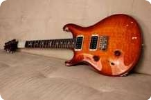PRS Paul Reed Smith Limited Custom 24 Quilt LH 2012 Solana Burst