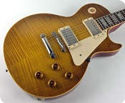 Gibson 58 Historic Les Paul 2001 Butterscotch
