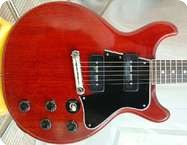 Gibson Les Paul Special Double Cut 1962 Cherry Red