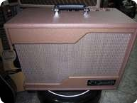 Carr Raleigh 1x10 Custom Cream Coco Maple Tolex