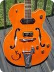 Gretsch G6120DSW Western Reissue 2011 Orange