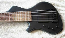 AC Guitars Recurve S Type 7 Black