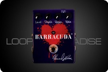 Toadworks Barracuda Flanger 2010