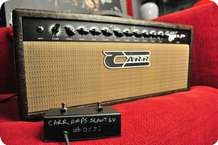 Carr Amplifiers Slant 6V Head Custom Cowboy Tolex