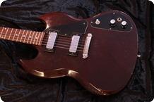 Gibson SG 1972 Walnut