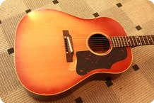 Gibson J 45 1965 Cherry