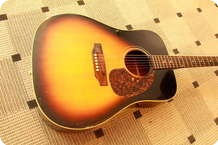 Gibson J45 1969 2 Tone Sunburst