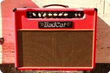 Bad Cat Custom Shop 1x12 Combo Red