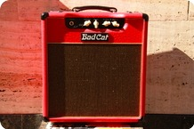 Bad Cat Mini Cat II Red