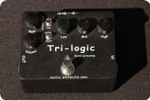 Xotic Tri Logic Bass Preamp