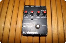 Tc Electronics Booster Distortion Black