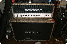 SOLDANO Hot Rod 50 Plus Snakeskin