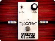 Carella Guitars Booster 2013 White
