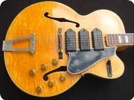 Gibson ES 5 Switchmaster Richie Sambora Owned 1956 Natural