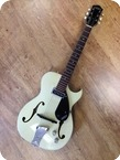 Gretsch Rambler Ex George Harrison 1957 WhiteCream