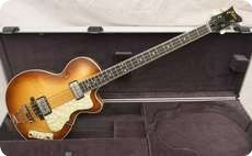 Hofner Club Bass 5002 2012 Sunburst