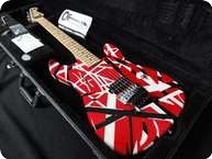 Charvel EVH Art Series USA The Real Deal Eddie Van Halen Tone Wolfgang 2005 Red Pinstripe