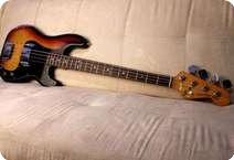 Fender Precision Bass 1977 Sunburst